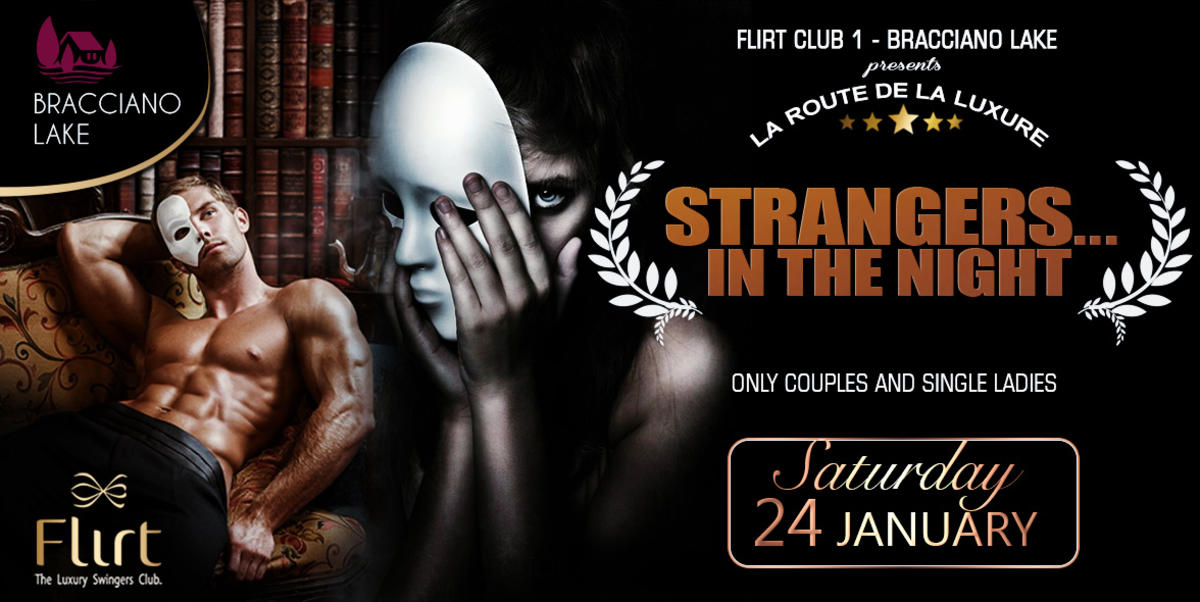 Strangers...in the Night